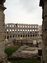 Pula_anfiteatro romano