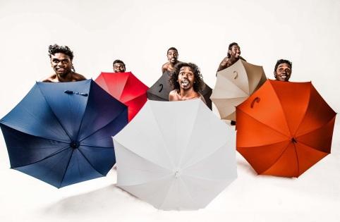 Djuki Mala The Chooky Dancers. photo by Sean Young - SYC Studios