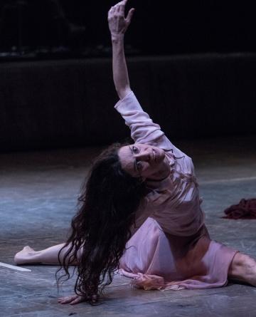 KILLING DESDEMONA - di Michela Lucenti e Maurizo Camilli - Festival delle Colline Torinesi