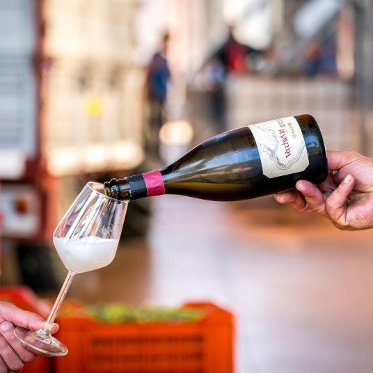 Vecchie Viti primo spumante della categoria ottenuto da vitigni antichi