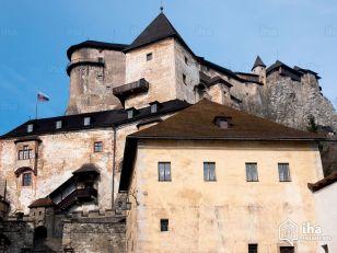 Liesek-Castello-di-orava-in-prossimita