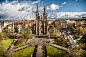Vinohrady - Namesti Miru (PragueCityTourism)