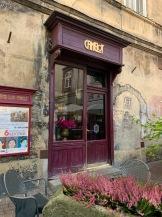 Krakow - Cafe Camelot esterno