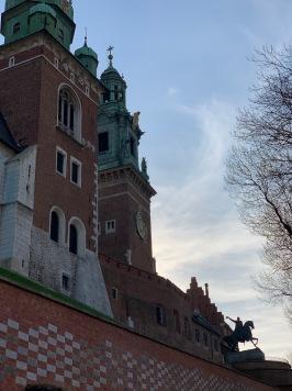 Krakow - castello Wawel