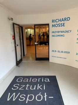 Krakow - Galeria Sztuki entrata