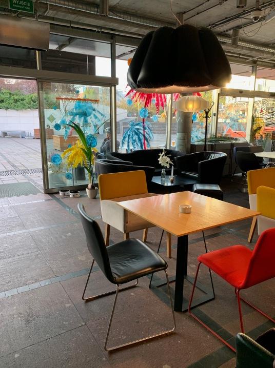 Krakow - Metaforma Cafe ingresso