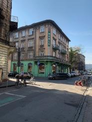 Krakow - scorci del centro