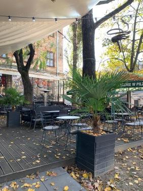 Krakow - Tytano café