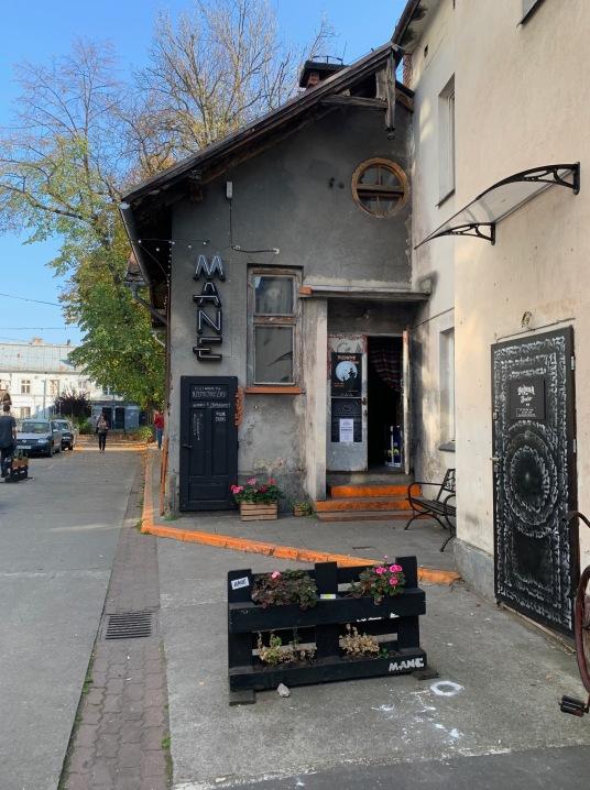 Krakow - Tytano locali
