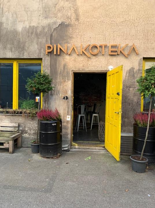 Krakow - Tytano pinakoteka
