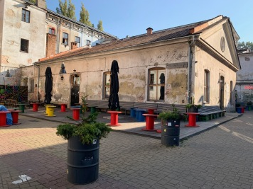 Krakow - Wezze Krafta esterno